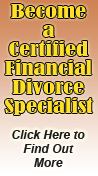 Become a Financial Divorce Specialist